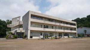 平三小学校校舎